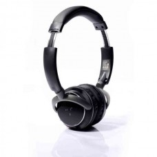 Digital X Alpha D1FM Bluetooth Black Headphone