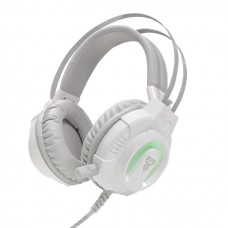 Fantech HG17S Visage II Space Edition RGB USB Gaming Headphone White