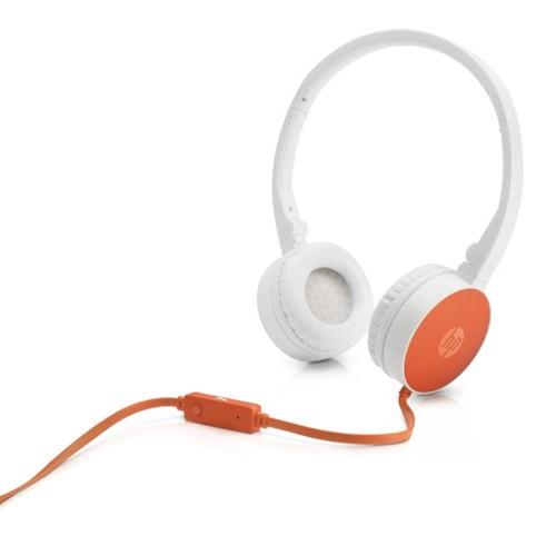 HP H2800 Headset- Orange
