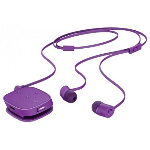 HP H5000 BT Headset-Neon Purple/Neon Orange/White/Black