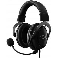 HyperX Cloud II Surround Sound Gaming Headset (Gun Metal)