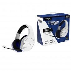HyperX Cloud Stinger Core USB Wireless Gaming Headset (White)