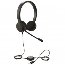 Jabra Evolve 20 MS DUO Headphone