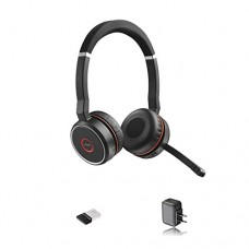 Jabra Evolve 75 Bluetooth Stereo Headphone