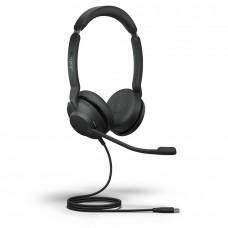 Jabra Evolve2 30 Noise-isolation Wired Headphone