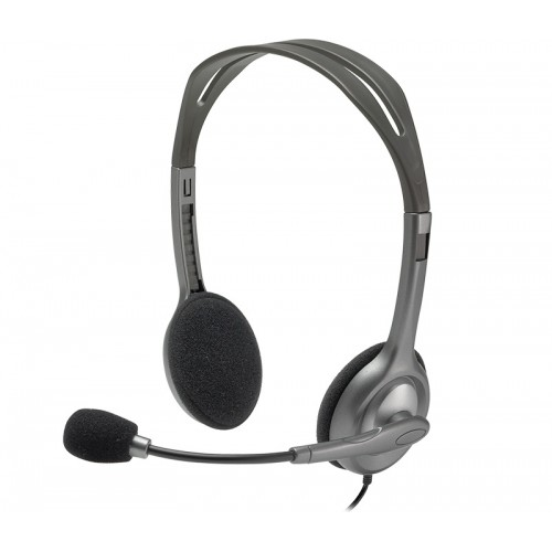 Logitech H111 STEREO Headset (One port)