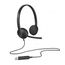 Logitech H340 Stereo USB Headset with Microphone