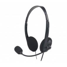 Micropack MHP-01 3.5mm Headphone Black