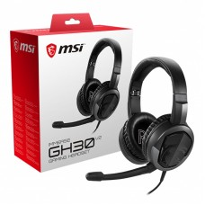 MSI Immerse GH30 Gaming Headset (Single & Double Port)