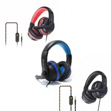 OVLENG OV-P6 3.5mm Stereo LED Light Gaming Headphone