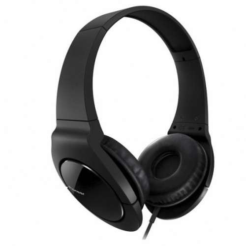 Pioneer SE-MJ721-K Fully Enclosed Dynamic Headphone with Powerful Bass