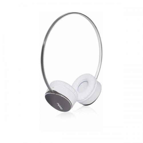 Rapoo S500 Bluetooth Stereo Headset-Gray