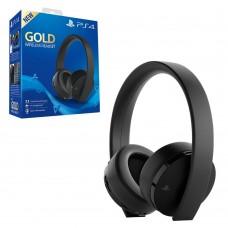 Sony PlayStation Gold 7.1 Surround Sound Wireless Headset