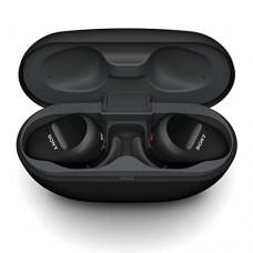 Sony WF-SP800N Truly Wireless Sports Noise Canceling In-Ear Headphone