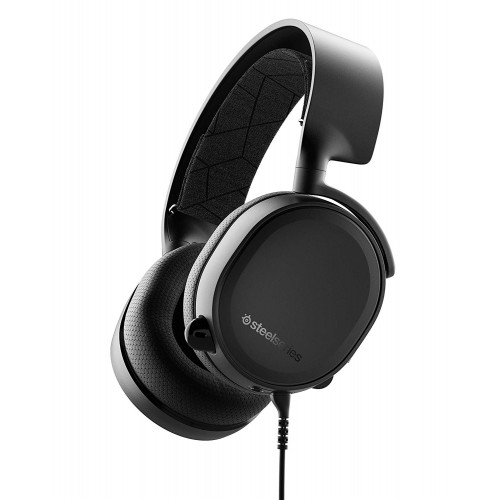 Steelseries Arctis 3 Black Gaming Headphone(2019 Edition)
