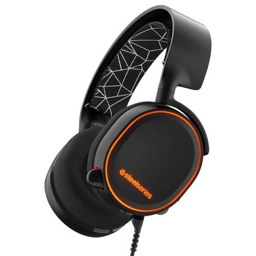 SteelSeries Arctis 5 RGB illuminated Gaming Headset (2019 Edition)