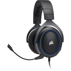Corsair HS50 Pro Stereo 3.5mm Gaming Headphone (Blue)