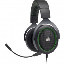 Corsair HS50 Pro Stereo 3.5mm Gaming Headphone (Green)