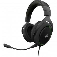Corsair HS50 Stereo 3.5mm Gaming Headphone (Green-Regular Model)