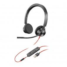 Plantronics Blackwire 3325 USB Type-A Headset