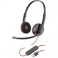 Plantronics Blackwire C3220 USB Type-A Headset