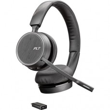 Plantronics Voyager 4220 UC Headset with USB Type-C Adapter