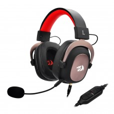 Redragon H510 Zeus 7.1 Surround Wired Gaming Headset with Detachable Microphone