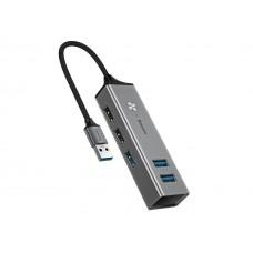 Baseus CAHUB-C0G 5 Ports USB HUB