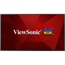 "ViewSonic CDE6510 65"" 4K Ultra HD Commercial Interactive Display"