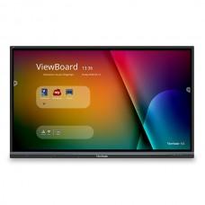 "ViewSonic IFP6550 65"" 4K Interactive Flat Panel Display"