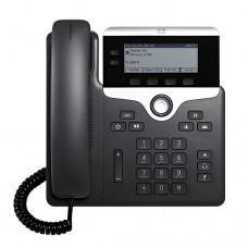 Cisco 7821 IP Phone with Multiplatform Phone firmware