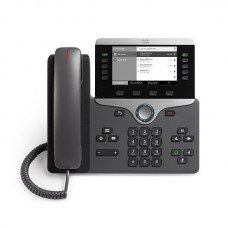 Cisco 8811 IP Phone with Multiplatform Phone Firmware