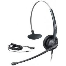 Yealink YHS33 Single Ear Wideband Headset for Yealink IP Phone