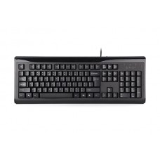 A4tech KB8A Smart Key Black USB Keyboard