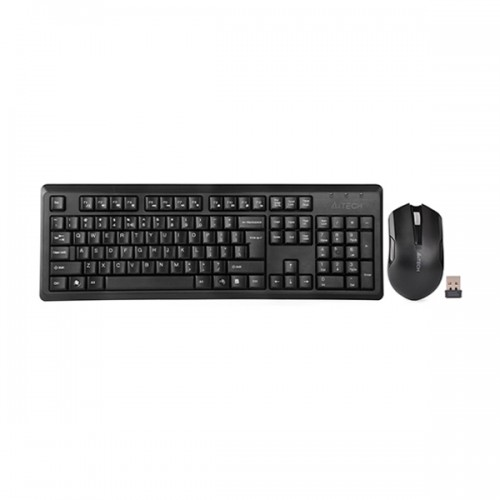 A4Tech 4200N Wireless Keyboard and Mouse Combo