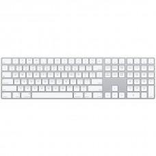 Apple Wireless Magic Keyboard with Numeric Keypad (MQ052ZA/A) Silver