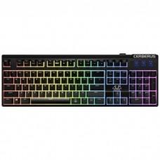 Asus Cerberus Mech Anti-Ghosting N-Key Rollover RGB Mechanical Gaming Keyboard (Blue Switch)