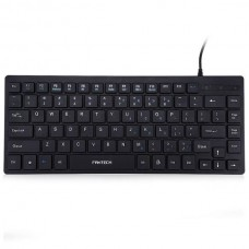 Fantech K3M Multimedia Mini USB Keyboard Black