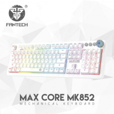 Fantech MK852 Max Core Space Edition Mechanical USB Gaming Keyboard White ( With 2 Port USB Hub)
