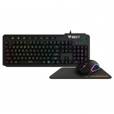 Gamdias Ares P2 3 in 1 Keyboard Mouse and Mouse Pad Combo