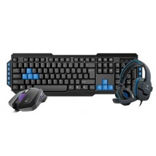 Gamdias POSEIDON E1 COMBO Keyboard, Mouse And Headphone