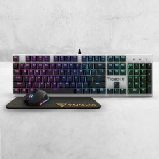 Gamdias Hermes E1C 3 in 1 Keyboard Mouse and Mouse Pad Combo