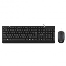 Havit KB272CM USB Keyboard, Mouse Combo Black