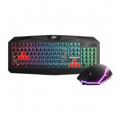 KWG Aries E1 2-in-1 Gaming Keyboard and Mouse Combo