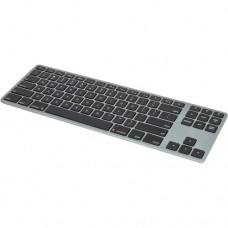 Matias Wireless Aluminum Tenkeyless Keyboard for Mac (Space Gray)