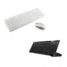 Rapoo 8200P Wireless Keyboard & Mouse Combo