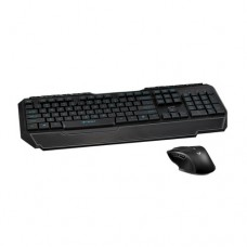 Rapoo V100 Backlit Wired Keyboard & Mouse Gaming Combo