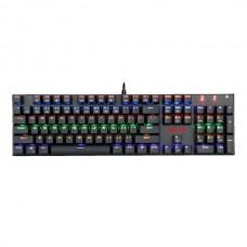 Redragon K565R-1 RUDRA Rainbow Backlit Mechanical Gaming Keyboard
