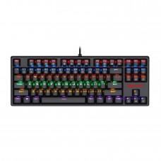 Redragon K576R DAKSA LED Rainbow Backlit Mechanical Gaming Keyboard