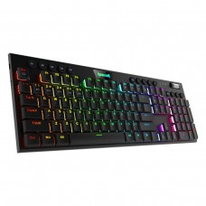 Redragon K618 HORUS Wireless RGB Ultra-Thin Mechanical Gaming Keyboard